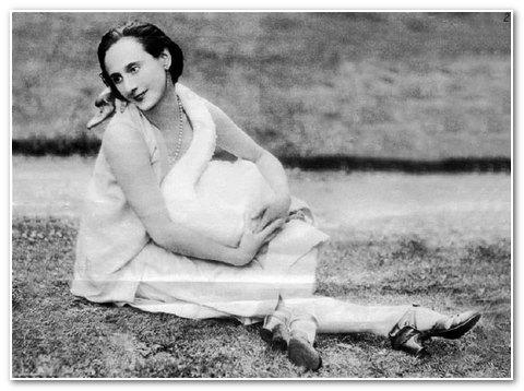История великой балерины Анны Павловой