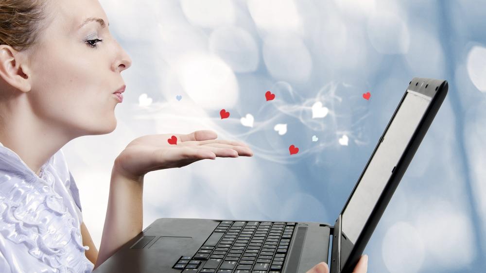 стихи о знакомство по интернету