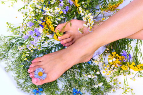 Уход-за-ножками-в-летний-период